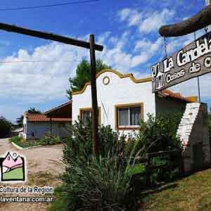 Cabañas La Candelaria